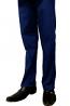 Children's scrub pants 1 back pocket solid