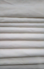 White Twill Loose Fabric Width 59 Inch (52% Polyester & 48  Cotton ) Per Meter