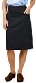 Cargo pockets ladies skirt (poplin fabric)