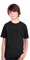 Kids Round neck solid t-shirt 100 perc cotton