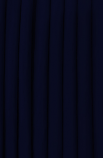 Poplin Navy Loose Fabric (52% Polyester & 48  Cotton ) Per Meter