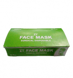 Pack of Disposable Face Mask (50 Pieces)