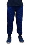 Jogger Scrub Pant 6 Pockets Unisex (2 side pockets, 2 cargo pockets with cell phone pocket & 1 back pocket) half elastic waistband in Poplin Fabric / 37 Color / Sizes XXS-12X