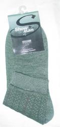 Man's short length socks