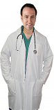 Microfiber lab coat unisex full sleeve with plastic buttons 3 pocket solid (100 perc polyester fabric) in 36  38  40  42  lengths