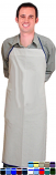Apron bib style back open solid without pocket