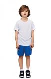 Children's / kids Short with 2 side pocket 1 back pocket in Poplin Fabric