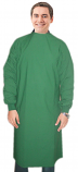 New Microfiber Doctor gown in full sleeve with rib Back-open tie-able in Cut n Sew Style